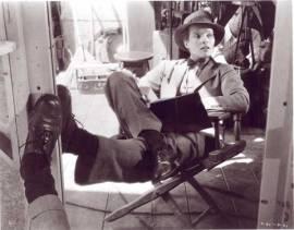 Katharine Hepburn en La gran aventura de Silvia, 1935