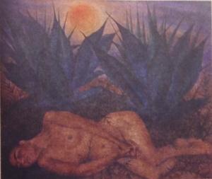 Francisco Dosamantes-La espera-1956