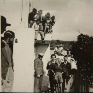 Peret, Breton, Lamba y Minik, Tenerife, 1935. Fondo Westerdahl. Archivo Histórico Provincial de Tenerife.